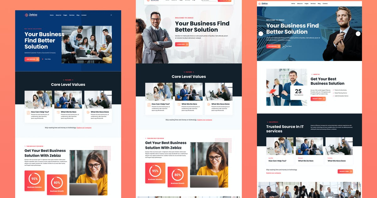 Download Zebizz - Business Consulting WordPress Theme by shtheme