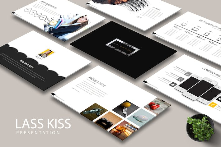 Cover Image For LAST KISS Powerpoint