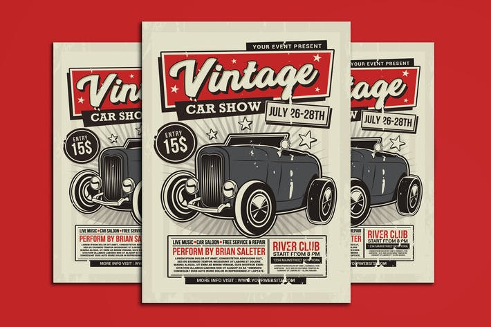 Thumbnail for Vintage Car Show