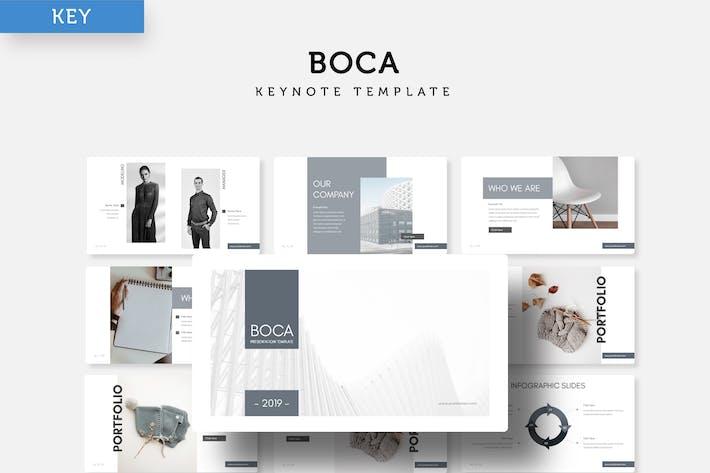 Boca - Keynote Template