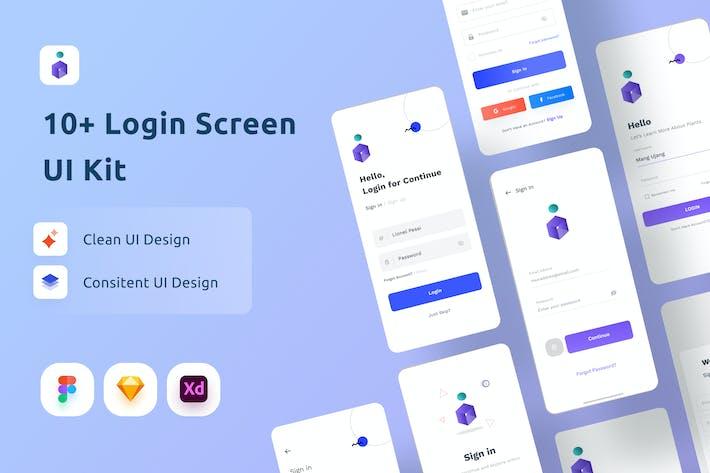 Login UI Kit