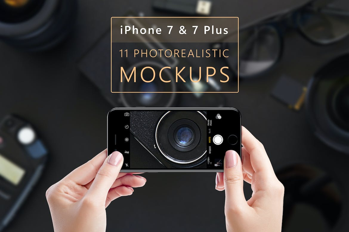 Photo-realistic-iPhone-7-&-7-Plus-Mock-up