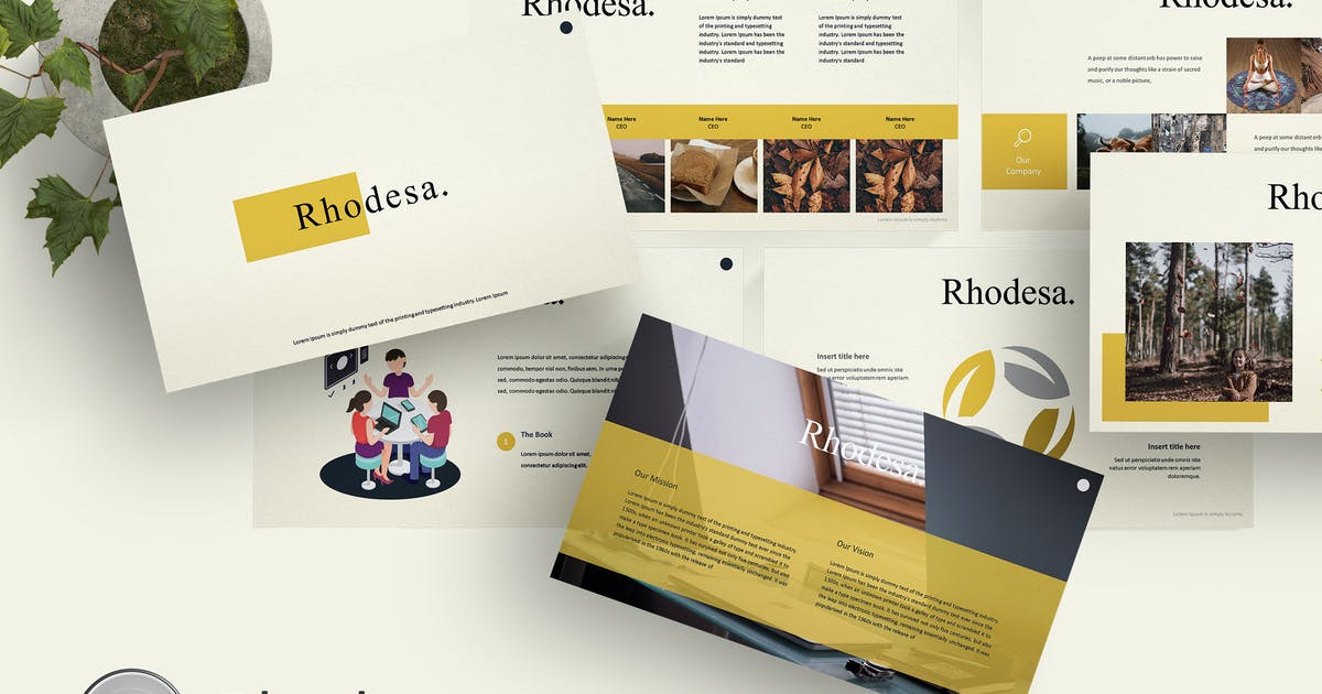 Download Rhodesa - Powerpoint Template by aqrstudio