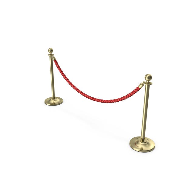 Gold Rope Barriers