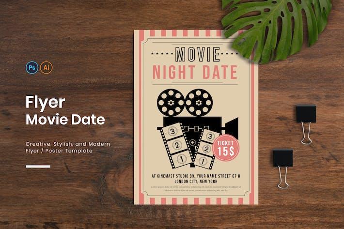 Thumbnail for Film-DatumsFlyer