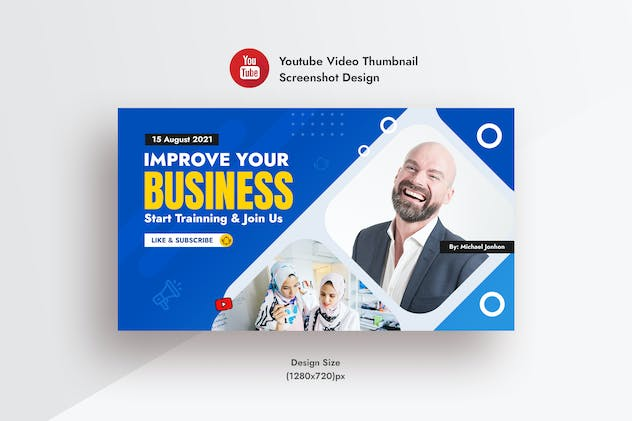Business Improve, Solution YouTube Video Thumbnail