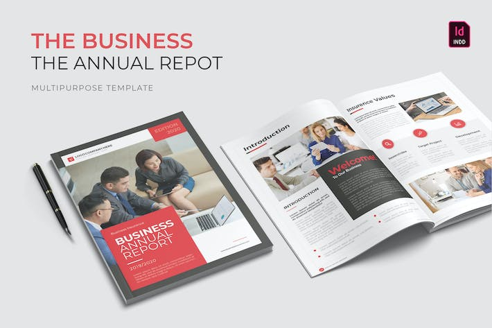 Thumbnail for Business Insurence | Annual Report