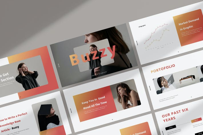 Cover Image For Buzzy Powerpoint