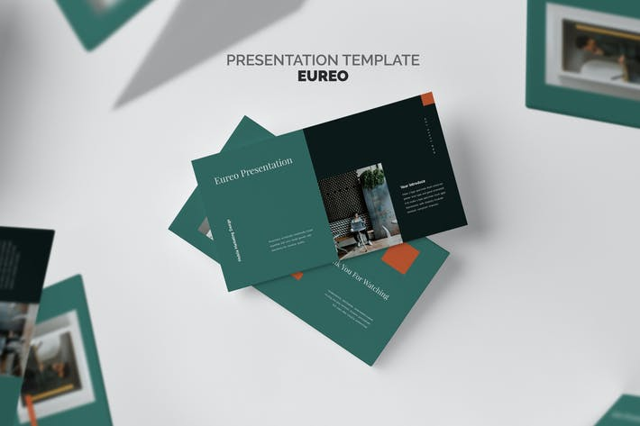 Thumbnail for Eureo : Mobile Marketing Proposal Keynote