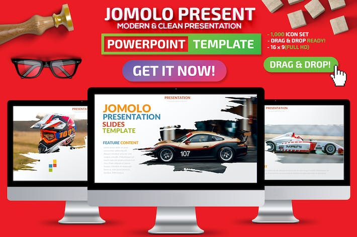 Cover Image For Jomolo Powerpoint Presentation
