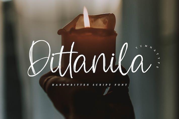 Thumbnail for Dittanila-hermosa fuente manuscrita