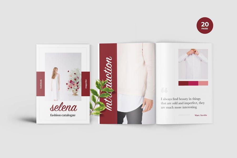 Selena  - Fashion Lookbook Magazine