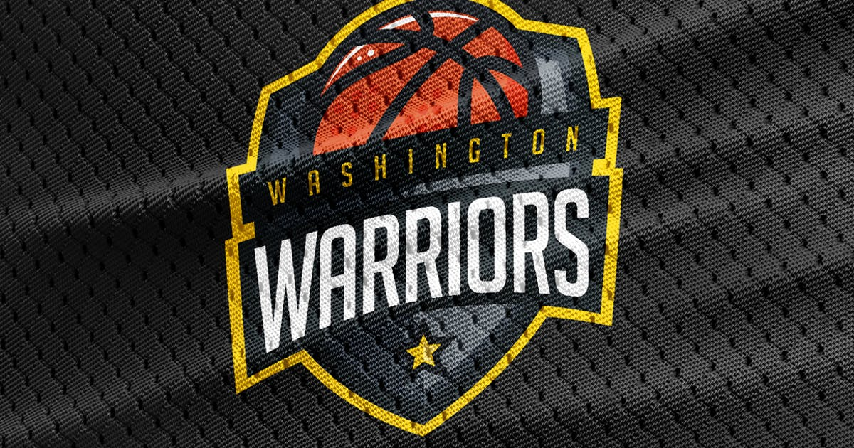 Download Warriors - Basketball Team Logo Template by Odin_Design