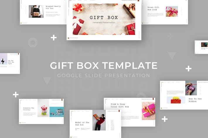 Gift Box - Google Slide Template