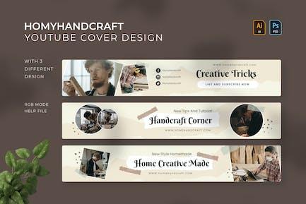 Homyhandcraft   Youtube Cover