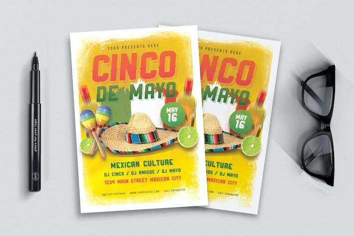 Thumbnail for Cinco de Mayo