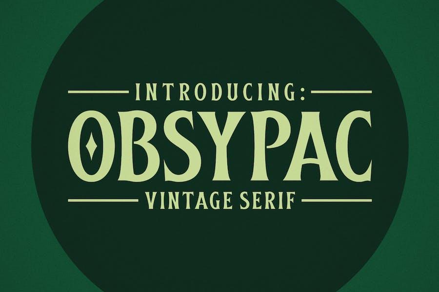 Obsypac