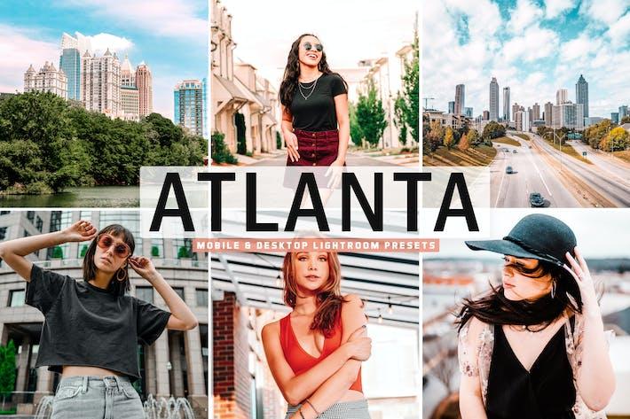 Thumbnail for Atlanta Mobile & Desktop Lightroom Presets
