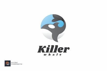 Killer Whale - Logo Template