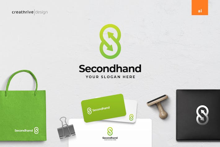 Thumbnail for Secondhand Logo