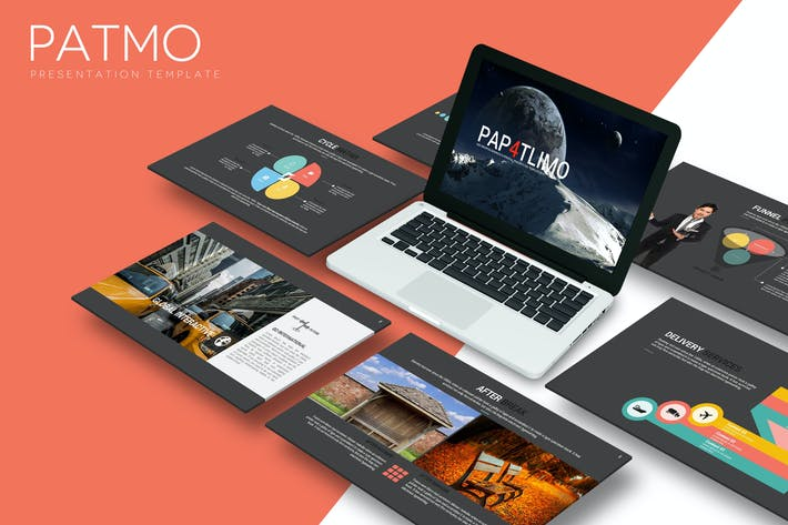 Thumbnail for Patmo - Powerpoint Template