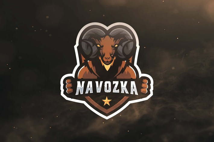 Thumbnail for Goat Sport and Esports Logos