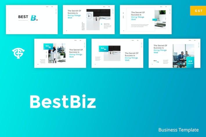 Thumbnail for BestBiz Business - Google Slides