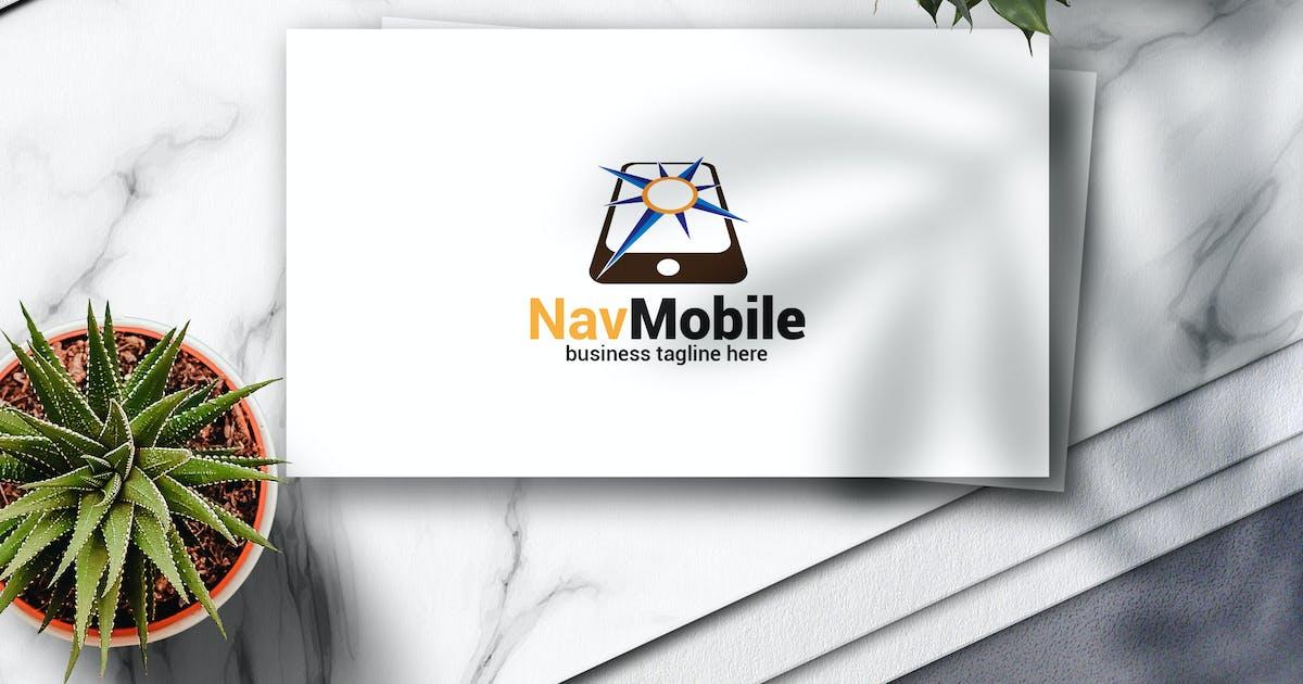 Download Navigation Mobile Logo by Voltury