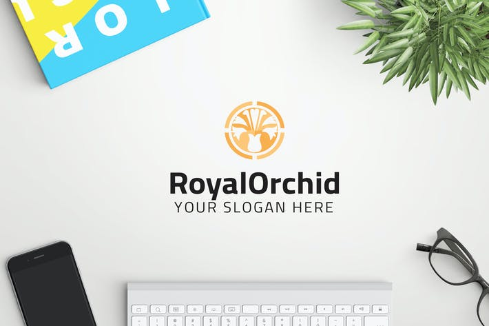 Thumbnail for RoyalOrchid professional logo