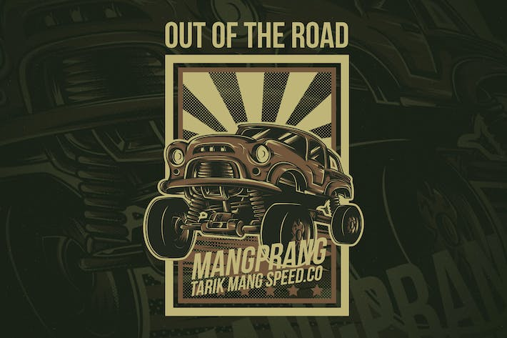 Thumbnail for Out of the Road