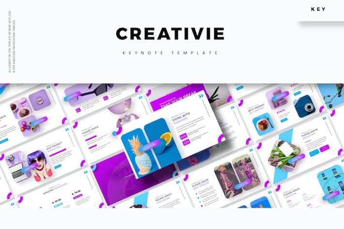 Creative - Keynote Template
