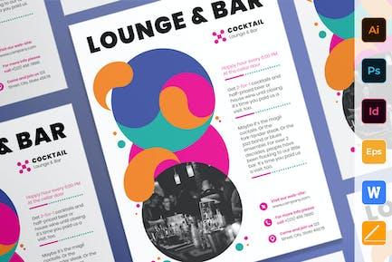 Lounge Bar Poster