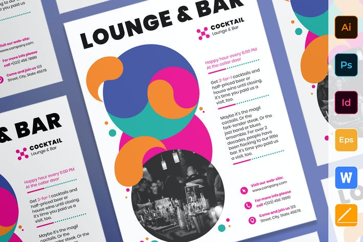 Thumbnail for Lounge Bar Poster