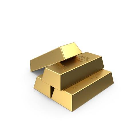 4 Gold Bars