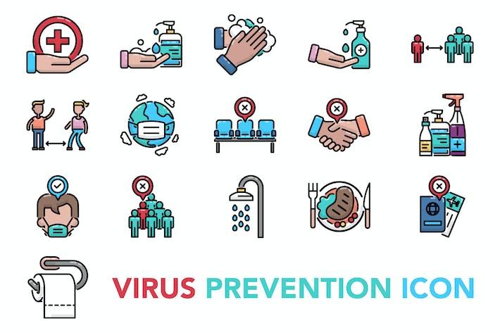 Thumbnail for Virus Prevention Icon