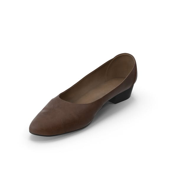 Women's Shoes Brown