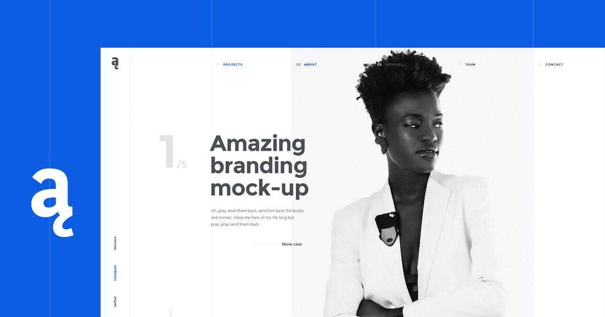 Download Anadbry – Creative WordPress Portfolio Theme by WpWay_
