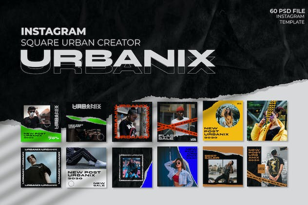 Urbanix - Instagram Post Creator for Coaches - product preview 8