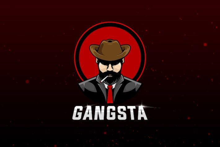 Thumbnail for Gangsta - Mascot & Esport Logo