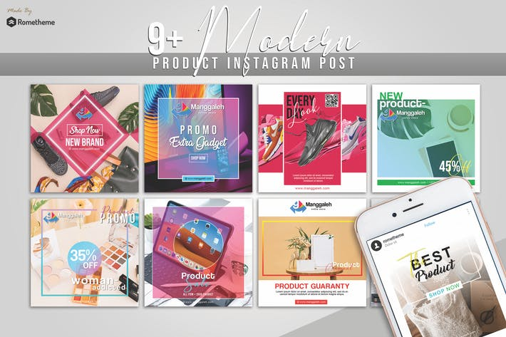 Thumbnail for Manggaleh - Product Instagram Post