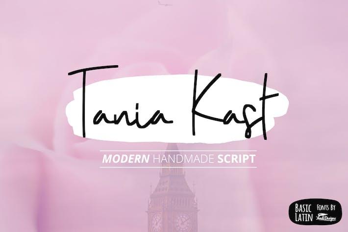 Thumbnail for Tania Kast Modern Script