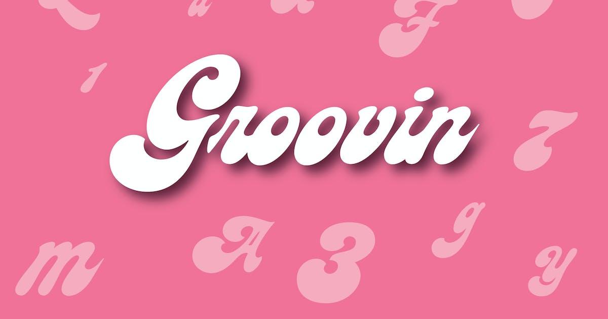 Download Groovin by WalcottFonts