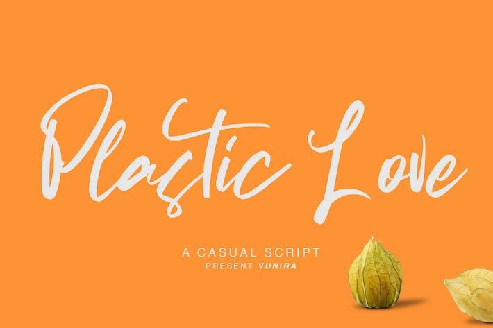 Plastic Love | Un script décontracté