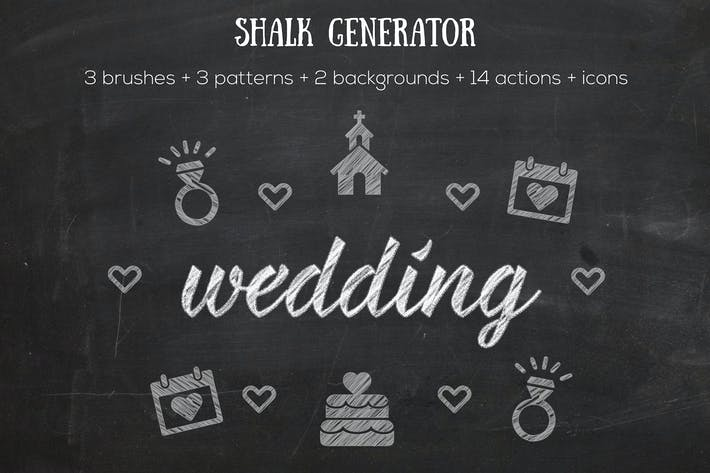 Thumbnail for Chalk Generator