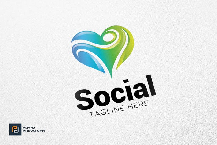 Thumbnail for Social - Logo Template