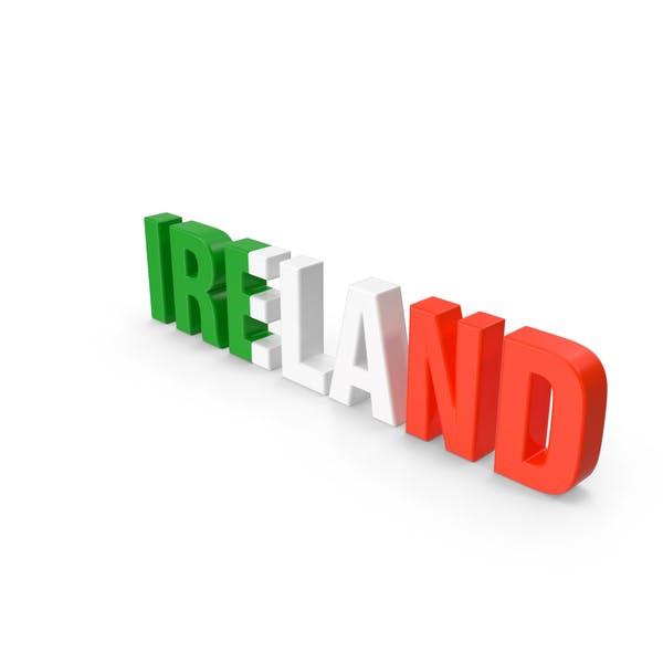 Thumbnail for Ireland Text