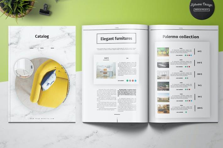 Thumbnail for Catalogue de produits