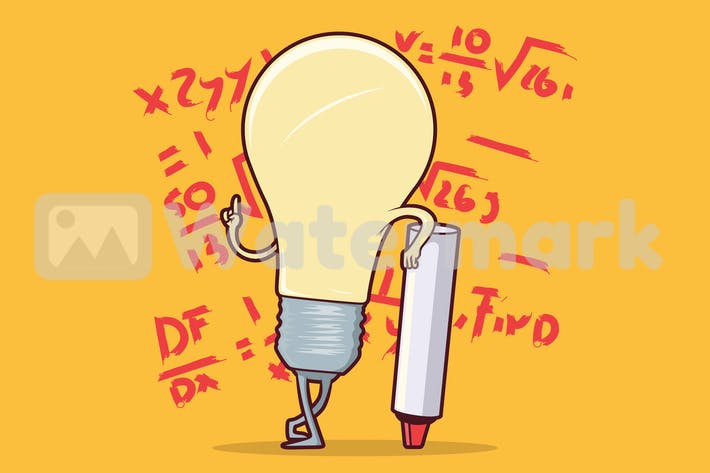 Thumbnail for Математика лампочки