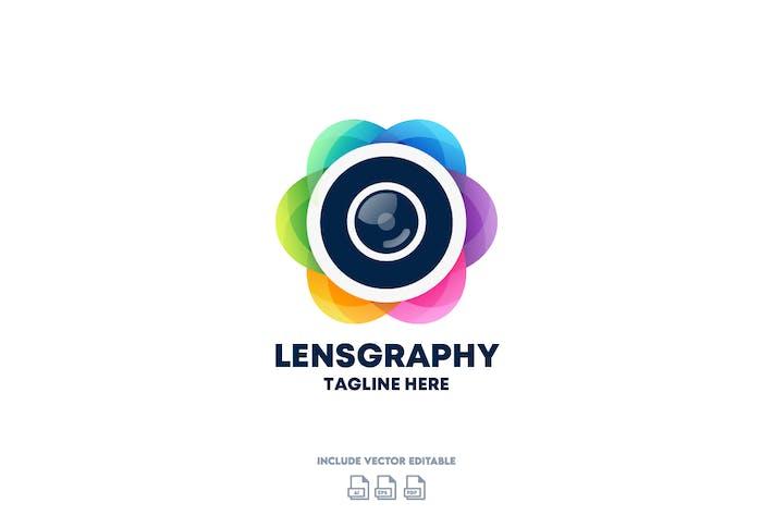 Thumbnail for Colorful Photograhy Logo Design