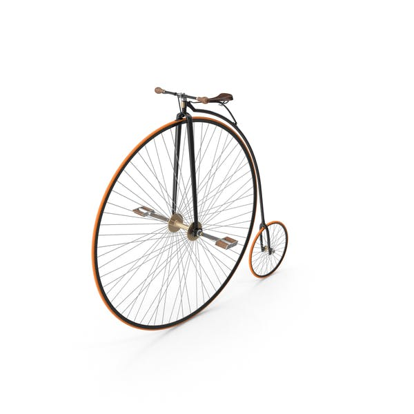 Cover Image for Penny-Farthing